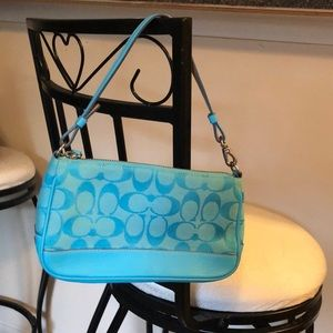 Authentic Mini Coach Purse